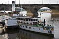 Dresden - A boat on the Elbe River - 2224.jpg