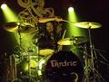 Drummer TJ Taylor, Tantric Live.png
