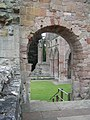 Dryburgh Abbey. - geograph.org.uk - 1456459.jpg