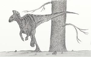 1894 in paleontology - Dryosaurus