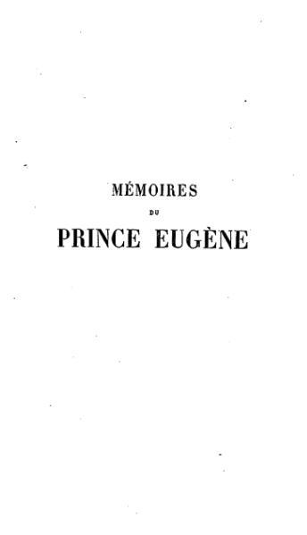 File:Du Casse - Mémoires et correspondance politique et militaire du prince Eugène, tome 8.djvu