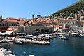 Dubrovnik, porto antico e forte di san giovanni 04.JPG