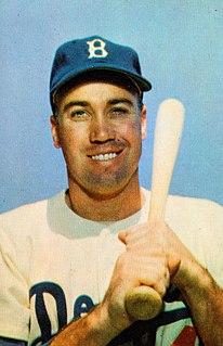 Duke Snider Major League Baseball outfielder