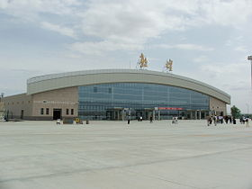 Image illustrative de l'article Aéroport de Dunhuang