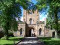 Durham Castle Eingang.jpg