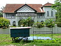 Dutch Colonial Architecture - Old Cochin - Kochi - India.JPG