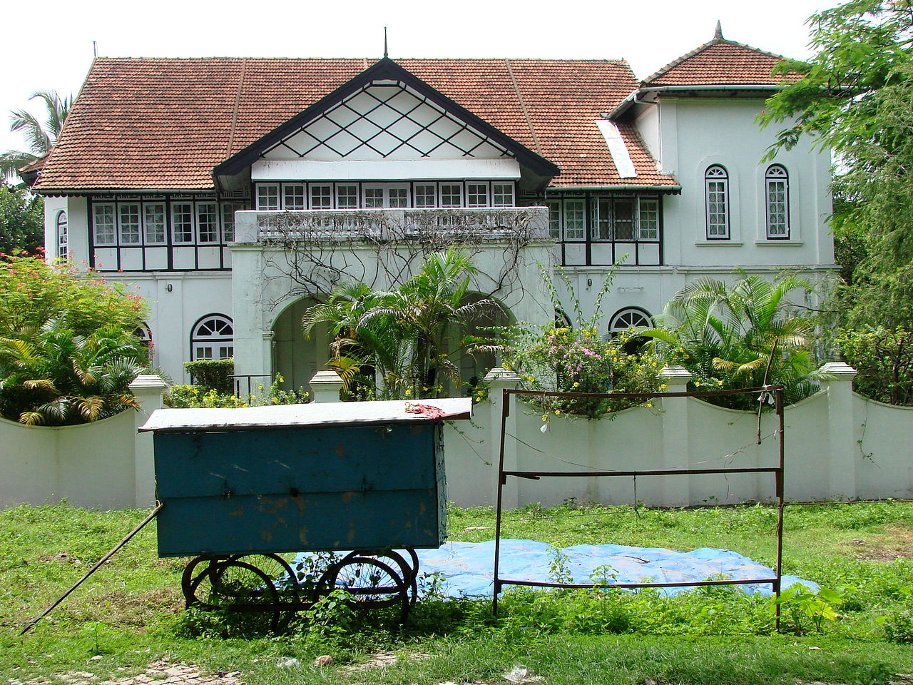 File dutch colonial architecture old cochin kochi for Colonial type houses in kerala