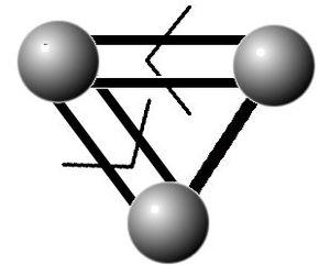 Quantum group - A rank 3 Dynkin diagram associated to a finite-dimensional Nichols algebra