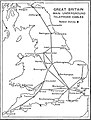 EB1922 Telephone - Great Britain - map of scheme for telephonic communication by means of underground cables and telephone repeaters.jpg
