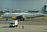 EC-JFG - A320 - Iberia Express