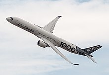 Airbus A350 XWB - Wikipedia