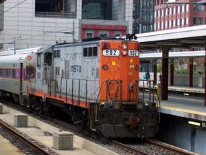 EMD GP9 - Image: EMD GP9