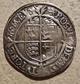 ENGLAND, ELIZABETH I -SIXPENCE SECOND COINAGE SMALL SIZE 1567 a - Flickr - woody1778a.jpg