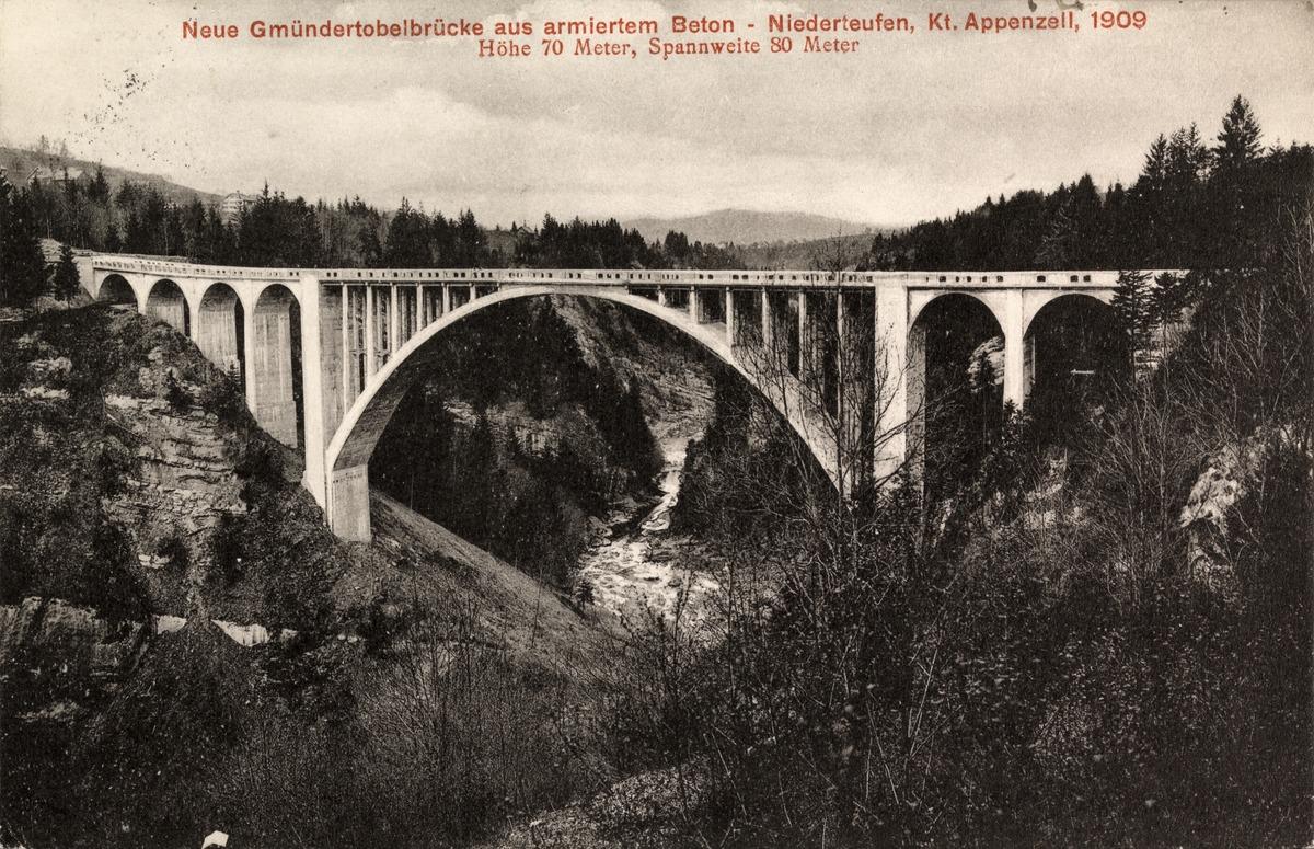 Image result for gmündertobelbrücke images