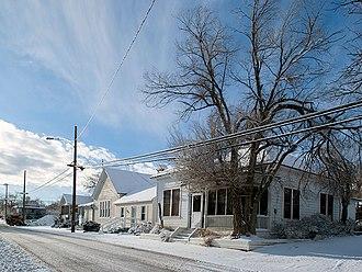 E.R. Shields House - Image: E R Shields House