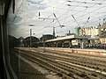 East end of Newcastle Central station from westbound Northern Rail Class 156 2005-10-10 01.jpg