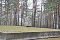 Ebreju masu kapa vieta Rumbulas mežā (vairāk kā 26000 cilvēku) WW2, Rumbula, Rīga, Latvia - panoramio (9).jpg