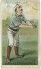 Ed Andrews, Philadelphia Quakers, baseball card portrait LCCN2007680775.tif
