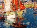 Edgar Alwyn Payne Brittany Boats.jpg