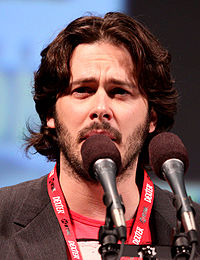 Edgar Wright på Comic-Con 2010.
