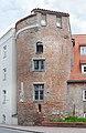 Edificio en Alte Bergstraße 145, Parroquia católica San Martín, Landshut, Alemania, 2012-05-27, DD 01, Landshut, Alemania, 2012-05-27, DD 02.JPG