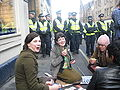 Edinburgh anti-fascist protest 20 2 2010 3.JPG