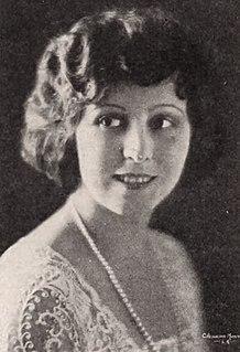 Edith Johnson American actress