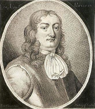 General at sea - Image: Edward Popham