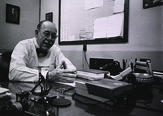 Edwin Boring - Edwin G. Boring, 1961