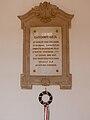 Eger – Líceum – Géza Gárdonyi Memorial Tablet.jpg