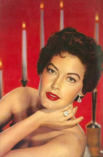 Personal life of Frank Sinatra - Ava Gardner, Sinatra's wife from 1951 to 1957