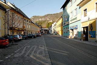 Eisenkappel-Vellach Place in Carinthia, Austria