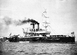 Russian battleship Ekaterina II - Image: Ekaterina II1902
