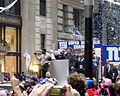 Eli Manning, Tom Coughlin and Michael Strahan with Lombardi Trophy (2244734051).jpg