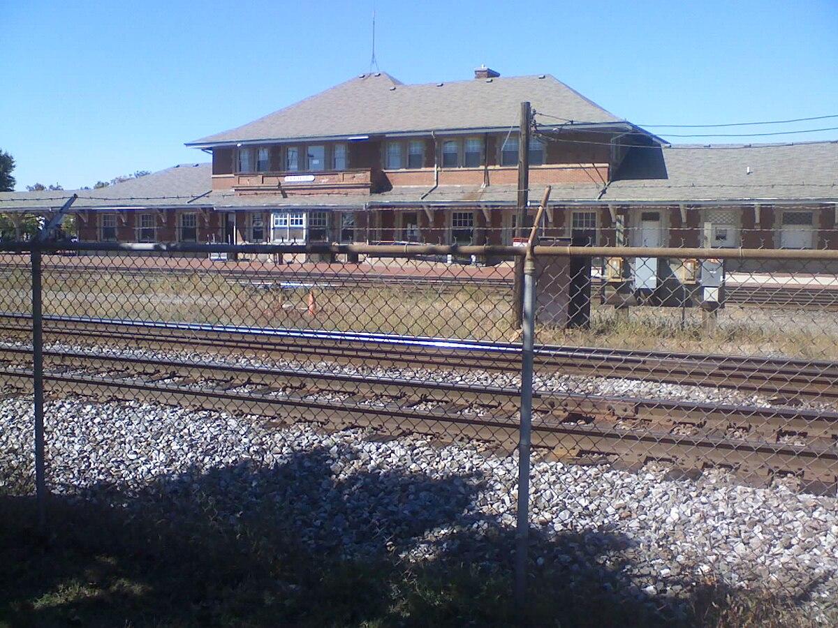 Elkhart station - Wikipedia