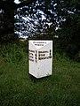 Ellenhall milestone - geograph.org.uk - 921394.jpg