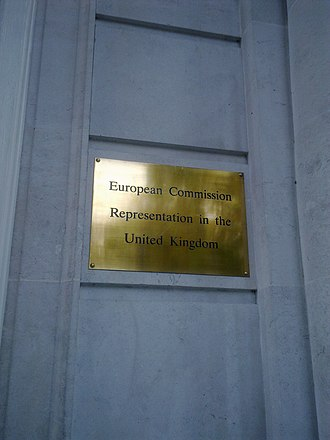 Representative of the European Union, London - Image: Embassy of EU in London 3