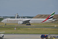 A6-ECU - B77W - Emirates