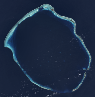 Enewetak Atoll atoll of the Marshall Islands
