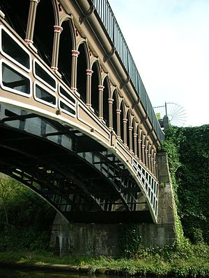Smethwick Engine - The Engine Arm Aqueduct