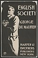 English society, George Du Maurier LCCN2015646431.jpg
