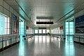 Entrance flyover of Jiningnan Railway Station (20180313161246).jpg