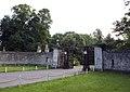 Entrance into Grimston Park - geograph.org.uk - 488428.jpg
