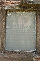 Epitaph Of Mary Sankey 1802-1836 And John Sankey 1792-1864 - Dutch Cemetery - Chinsurah - Hooghly 2017-05-14 8402.JPG