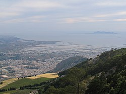 View of Erice