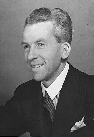Erik Herseth - Erik Herseth, c. 1945