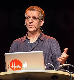 Erik van Blokland - van Blokland in 2013