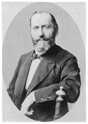 Ernst Christian Friedrich Schering - Image: Ernst Schering