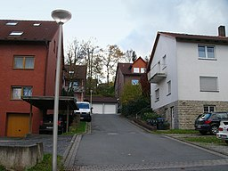 Eschenweg in Oerlinghausen
