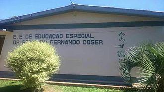 SignWriting - Escola Estadual de Educação Especial Dr. Reinaldo Fernando Cóser